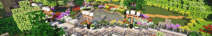 Minecraft Themepark Palace Network (Custom park)