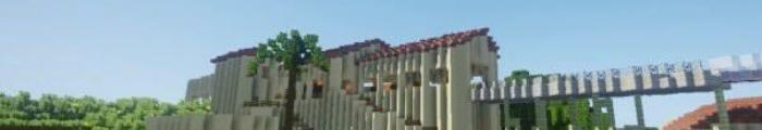 Minecraft Themepark PAMC World (PortAventura World)