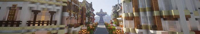 Minecraft Pretpark PhantasiaCraft (Phantasialand)