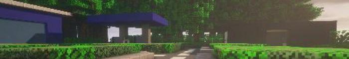 Minecraft Pretpark PlopsaWorld (Plopsaland De Panne)