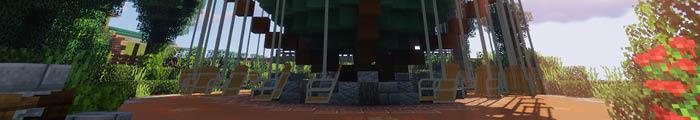 Minecraft Themepark MagicMC (Slagharen)