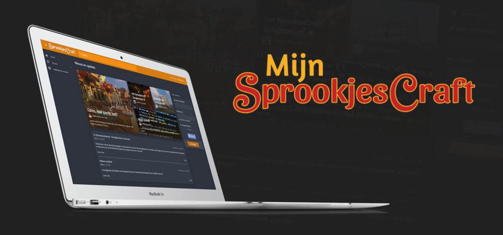 Community-website - MijnSC (Mijn SprookjesCraft)