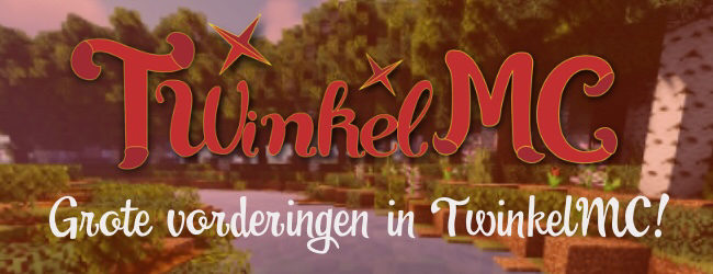 ParkLeaksMC - Grote vorderingen in TwinkelMC!