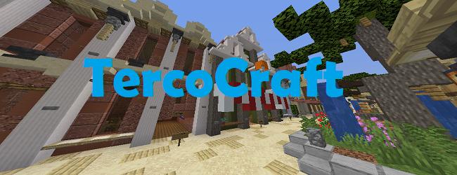 ParkLeaksMC - TercoCraft opent binnenkort!