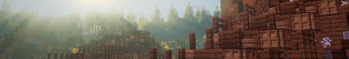 Minecraft Themepark Euro Magic (Alton Towers Resort)