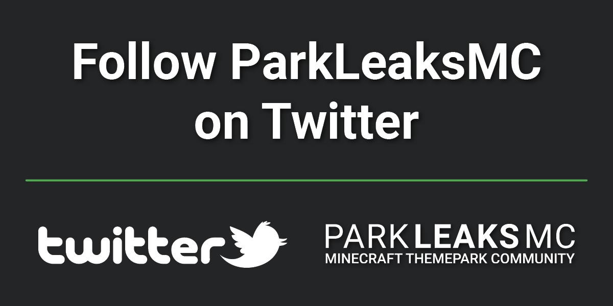 Advertisement - Follow ParkLeaksMC on Twitter