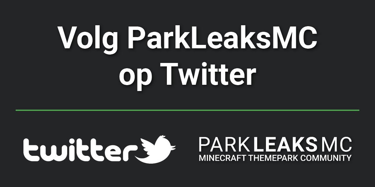Advertentie - Volg ParkLeaksMC op Twitter