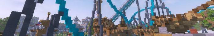 Minecraft Themepark Wonder Adventure Park (Custom park)
