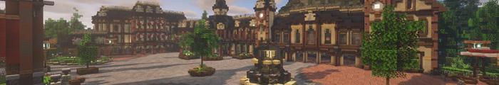 Minecraft Pretpark World of Wonders (Custom park)